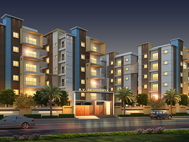 Rv Nirmaan Properties In Hyderabad Luxury Flats In
